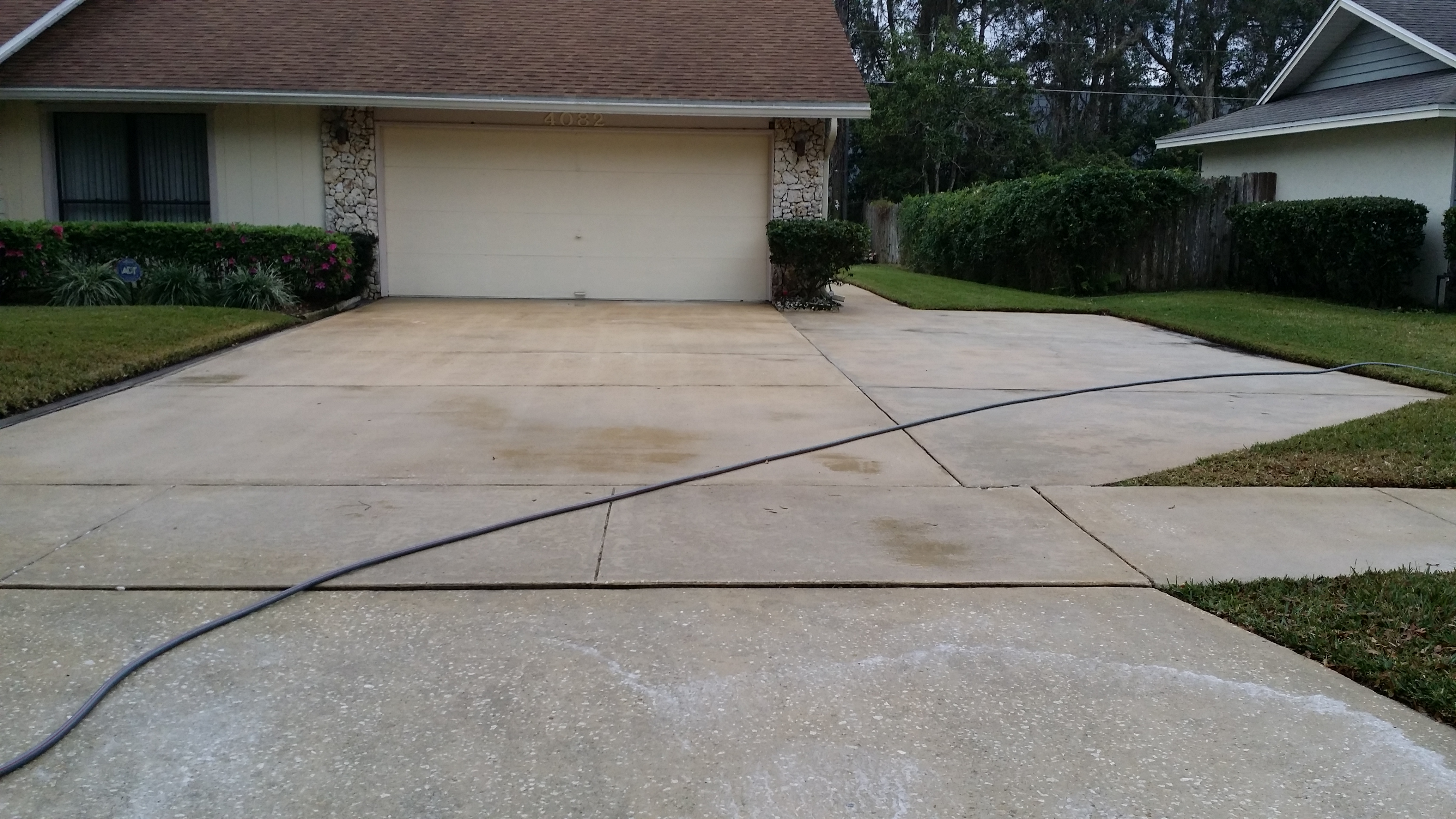 Concrete Cleaning 3lm Roof Cleaning Orlando Fl