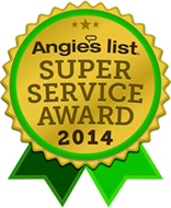 Angies List Super Services Award 2014