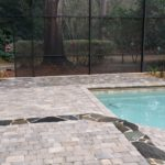 Pool Deck Cleaning After