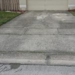 Driveway Cleaning Orlando Before