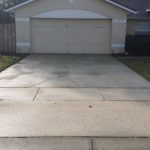 Driveway Cleaning Orlando After