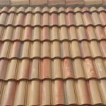Roof Tile Cleaning After