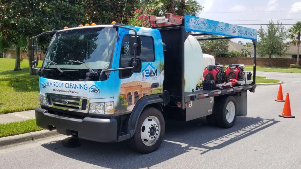 Orlando Pressure Washing